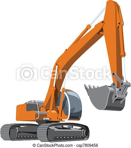 escavador - csp7809456