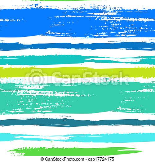 escovado, padrão, multicolor, linhas, listrado - csp17724175