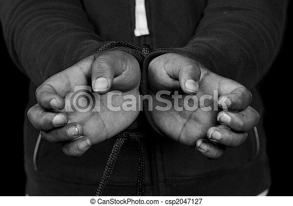 escravidão - csp2047127