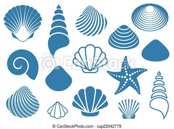 escudos mar - csp22042779