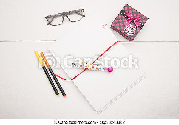 escuela, objetos - csp38248382