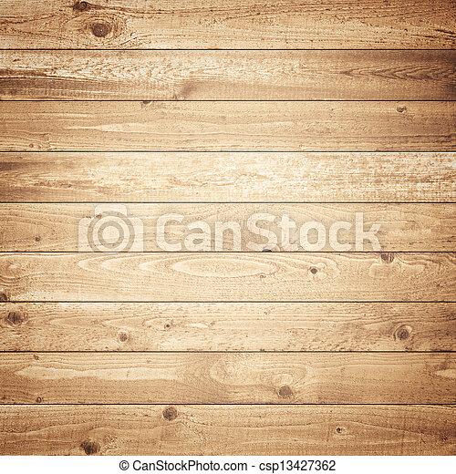 escuro, madeira, parquet - csp13427362