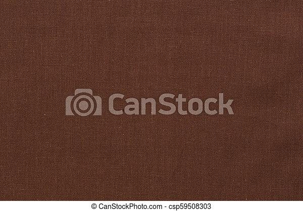 escuro, marrom, têxtil, experiência. - csp59508303