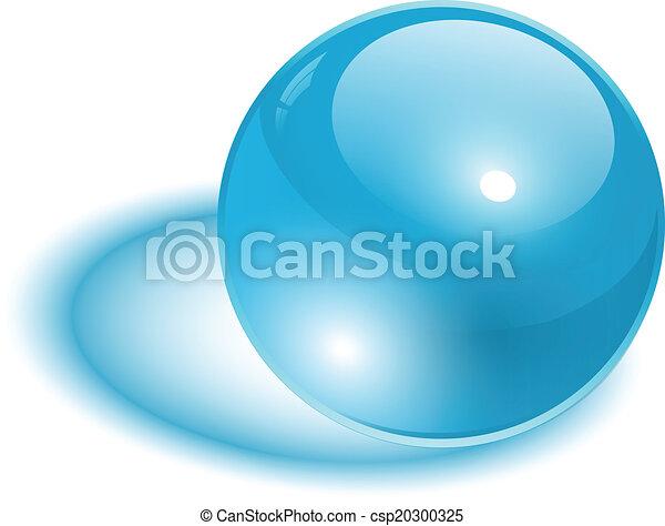 Esfera 3D - csp20300325