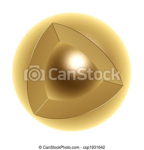 El núcleo de la esfera - csp1931642