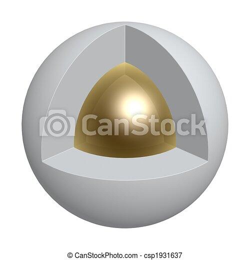 El núcleo de la esfera - csp1931637