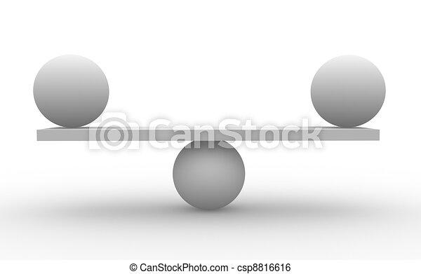 Dos esferas - csp8816616
