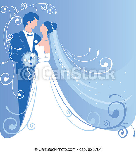 esküvő - csp7928764