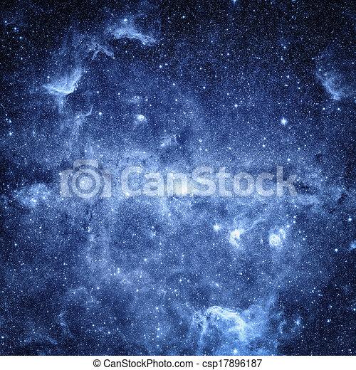 Trasfondo del espacio profundo - csp17896187