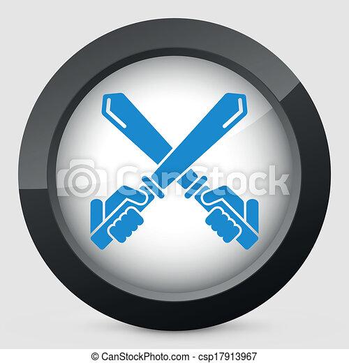 icono espada - csp17913967