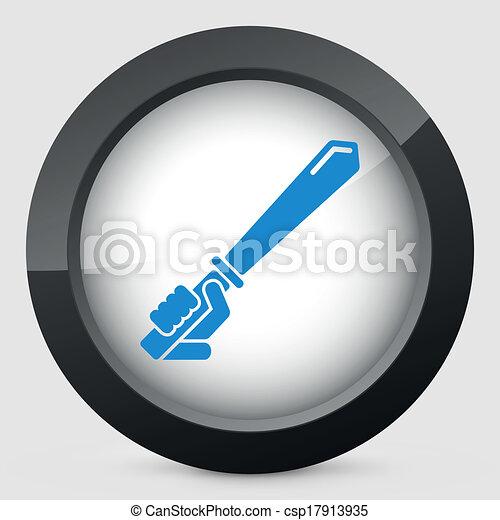 icono espada - csp17913935