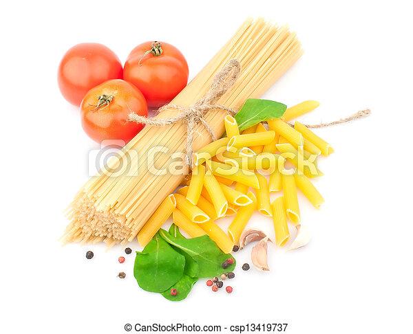 espaguetis - csp13419737