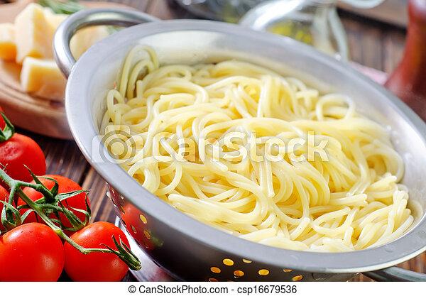 espaguetis - csp16679536