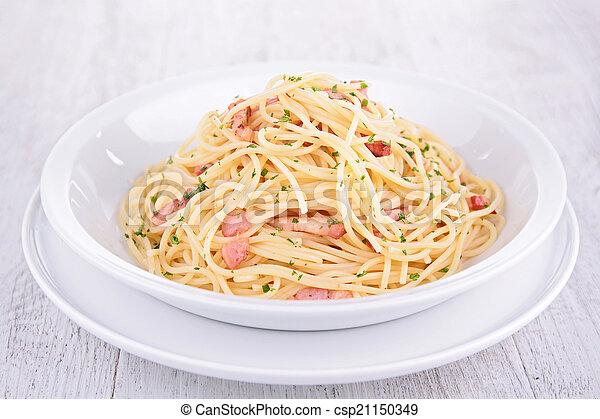 espaguetis - csp21150349