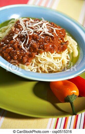 espaguetis - csp0515316