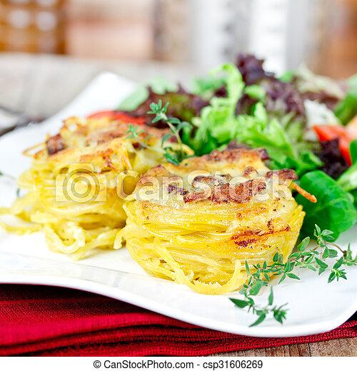 espaguetis - csp31606269