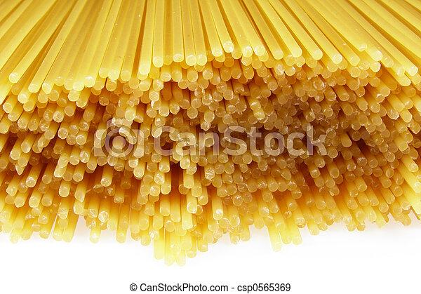 espaguetis, ramo - csp0565369