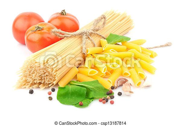 espaguetis - csp13187814