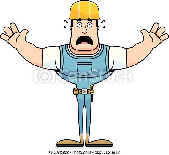 La caricatura asustó a la constructora - csp57628912