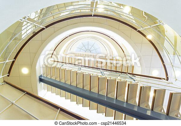 Escaleras especiales - csp21446534