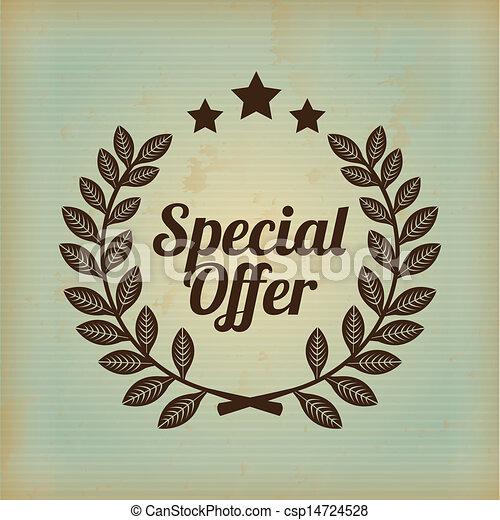 Oferta especial - csp14724528