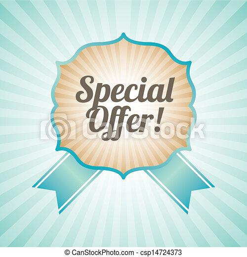 Oferta especial - csp14724373