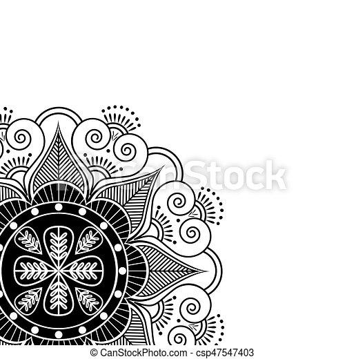 Espiritual Alheña Amor Zen Decoración Cultura Forma Asiático