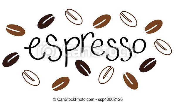 Espresso Coffee Beans - csp40002126