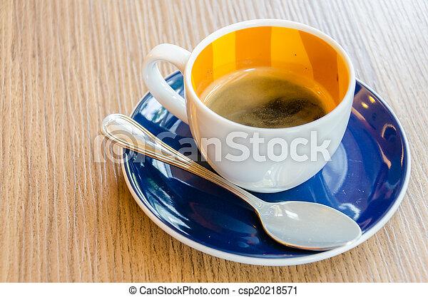 espresso coffee - csp20218571