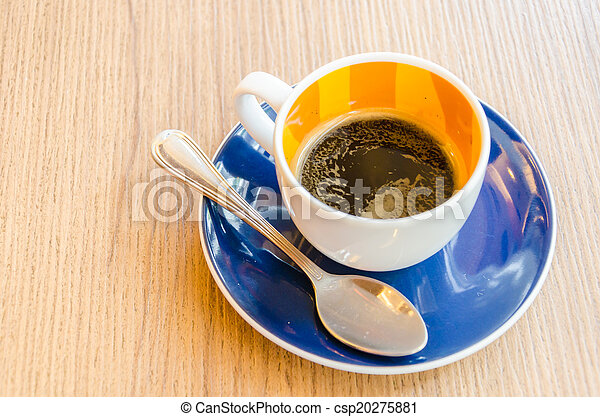 espresso coffee - csp20275881
