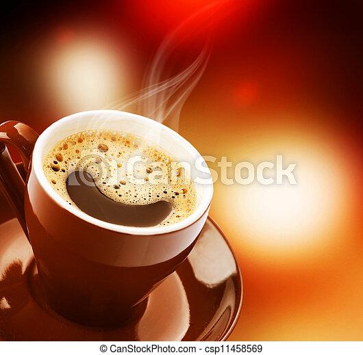 Espresso Coffee - csp11458569