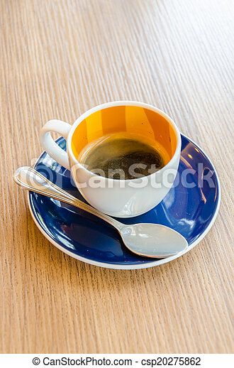 espresso coffee - csp20275862