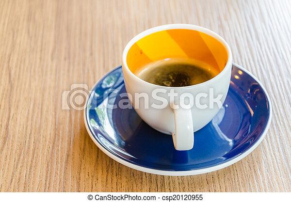 espresso coffee - csp20120955