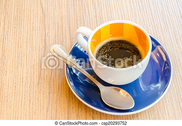 espresso coffee - csp20293752