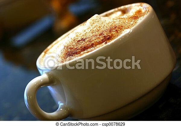 Espresso Coffee - csp0078629