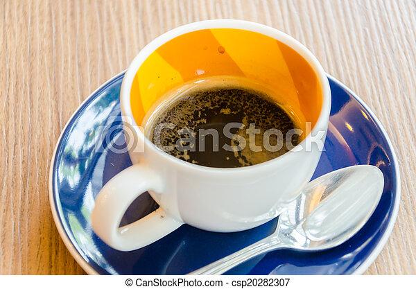 espresso coffee - csp20282307