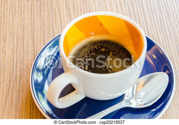 espresso coffee - csp20218537