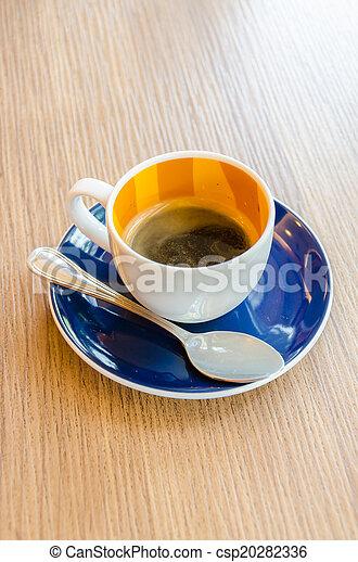 espresso coffee - csp20282336