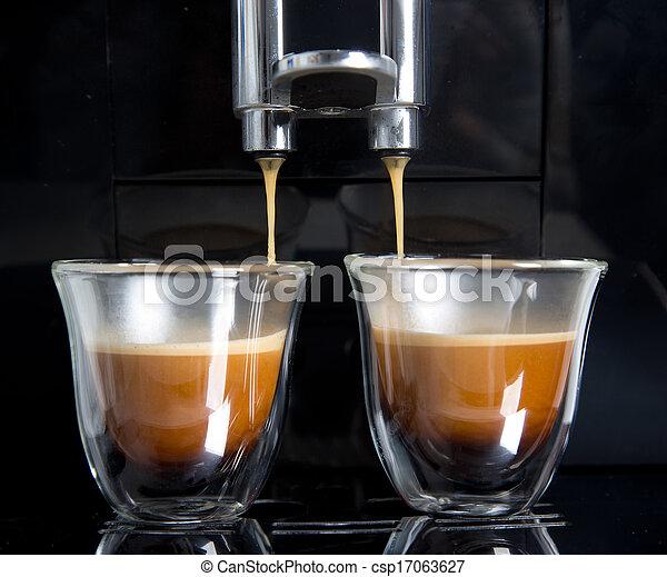 Espresso - csp17063627