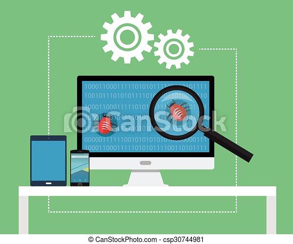 essai, logiciel - csp30744981