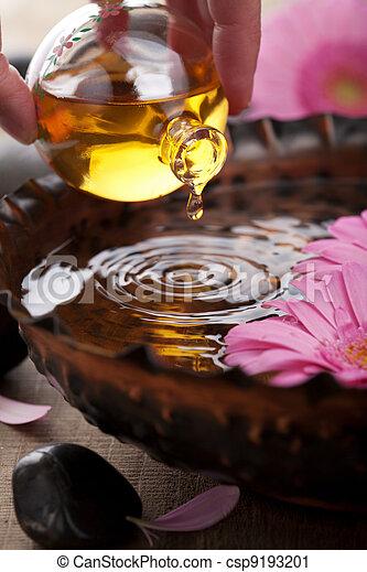 essencial, óleo aromatherapy - csp9193201