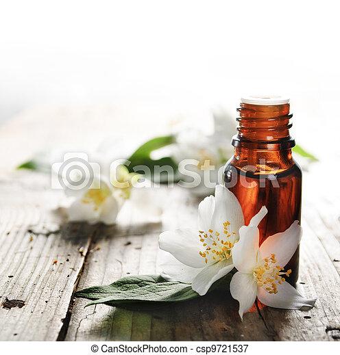 Essential Oil - csp9721537