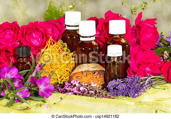 Essential oil - csp14921182