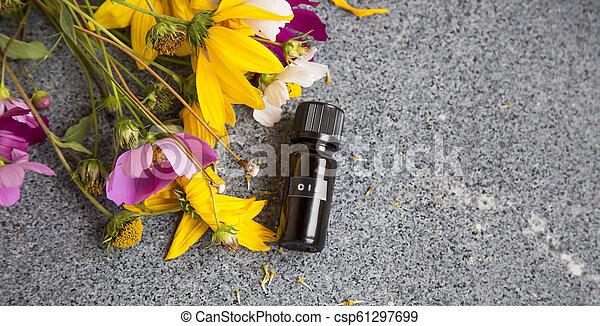 Essential oil - csp61297699