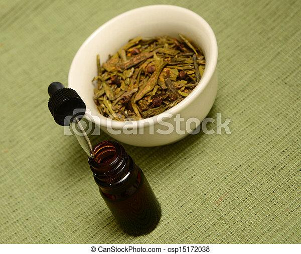 essential oil - csp15172038