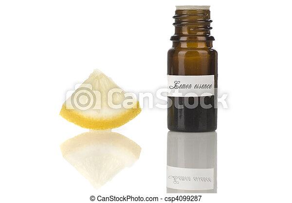essentie, citroen - csp4099287
