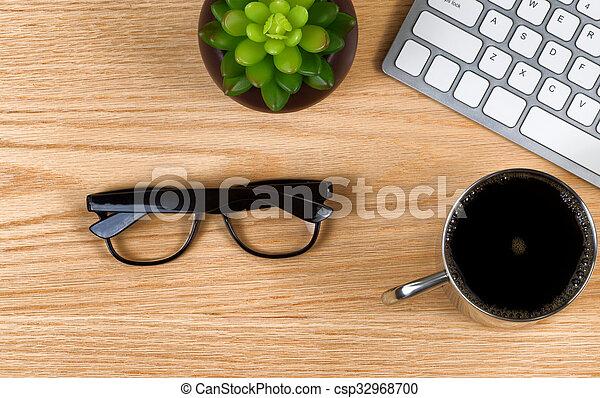 Essentiel bois travail chêne bureau nu rouges vrai