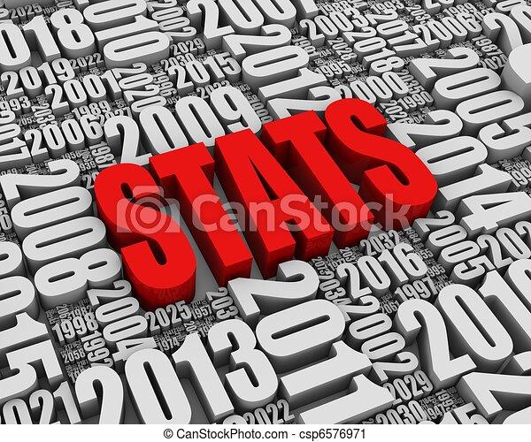 Estadísticas anuales - csp6576971