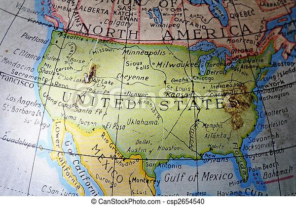 estados, unidas - csp2654540