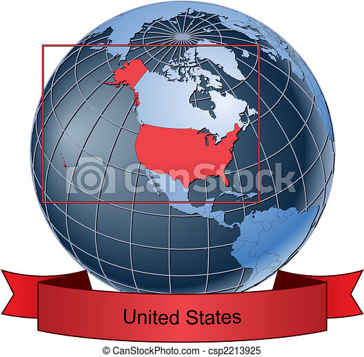 Estados Unidos - csp2213925